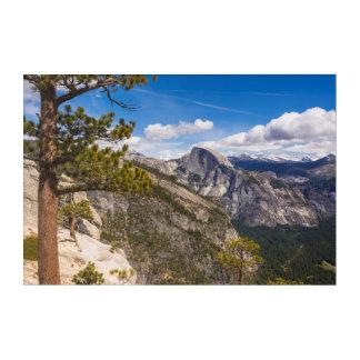Impressions En Acrylique Demi de paysage de dôme, la Californie