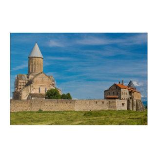 Impressions En Acrylique Extérieur antique de monastère