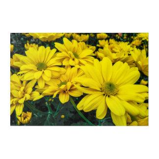 Impressions En Acrylique Fleurir-fleur
