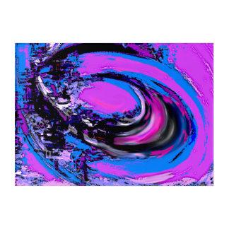 Impressions En Acrylique Grande vague de Digitals