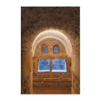 Impressions En Acrylique Intérieur de bain public de Mikve