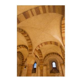 Impressions En Acrylique Intérieur de crypte de cathédrale, Allemagne