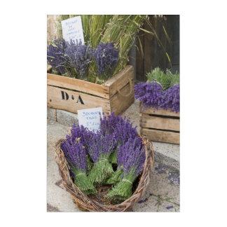 Impressions En Acrylique Lavendar à vendre, Provence, France