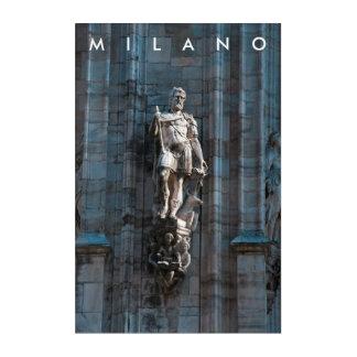 Impressions En Acrylique Monument d'architecture de statue de dôme de