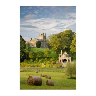Impressions En Acrylique Paysage rural de château de Crom