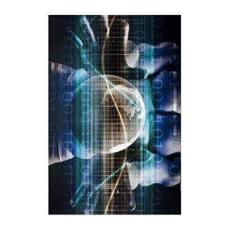 Impressions En Acrylique Plate-forme de sécurité de contrôle d'accès