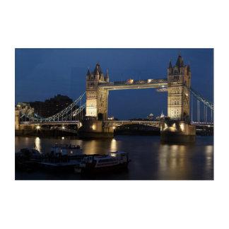 Impressions En Acrylique Pont de tour, Londres