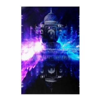 Impressions En Acrylique Rêves d'Amorem Amisi le Taj Mahal d'annonce