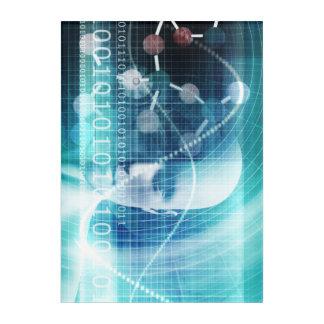 Impressions En Acrylique Scientifiques d'éducation et de se développer de