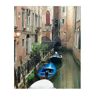 Impressions En Acrylique Une lumière à Venise