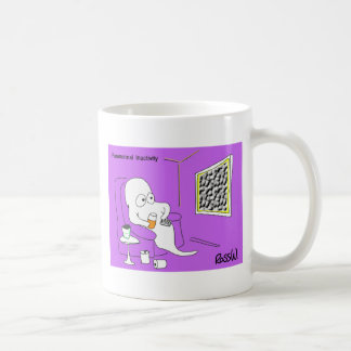 Inactivité paranormale mug
