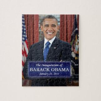 Inauguration 2013 de Barack Obama Puzzle