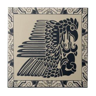 Inca Eagle avec la nouvelle vie Petit Carreau Carré