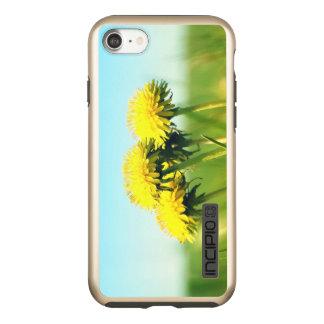 Incipio DualPro Shine iPhone 7 Case Pissenlits de ressort