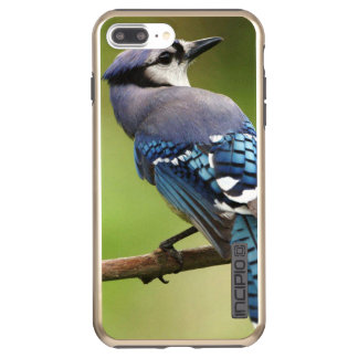 Incipio DualPro Shine iPhone 7 Plus Case Geai bleu