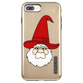 Incipio DualPro Shine iPhone 7 Plus Case Joie d'amusement de vacances de Père Noël de Noël