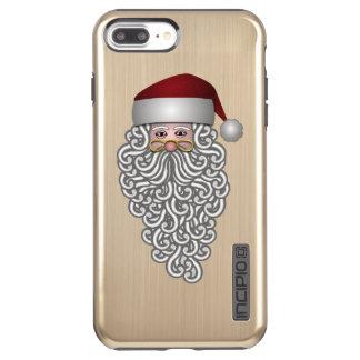 Incipio DualPro Shine iPhone 7 Plus Case joie de vacances de Noël du père noël