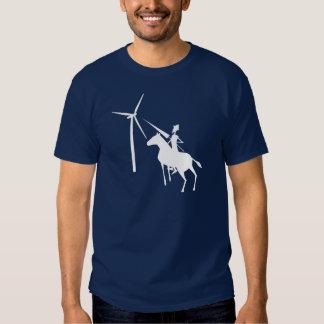Inclinaison au T-shirt de turbines