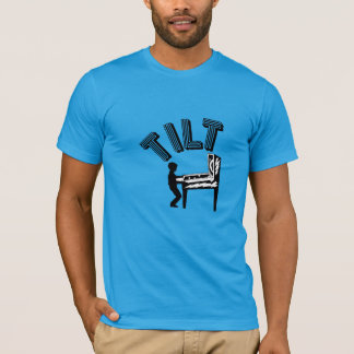 INCLINAISON DE FLIPPER T-SHIRT