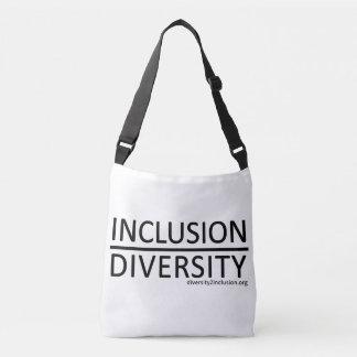Inclusion au-dessus de sac de diversité