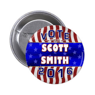 Indépendant 2016 de président élection de Scott Pin's