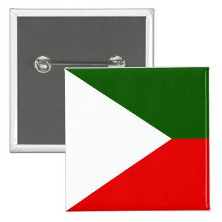 Indépendant du Cachemire, drapeau de l'Inde Badges