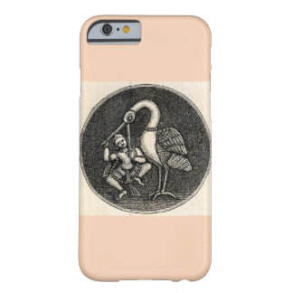 India heron and dancer coque barely there iPhone 6