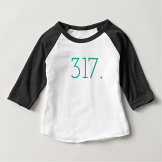 Indicatif régional 317 - T-shirt d'Indianapolis