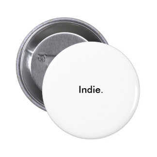 Indie. Pin's