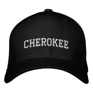 Indien cherokee casquette brodée