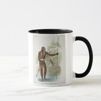 Indigène de princesse Marianna Strait, de Mug