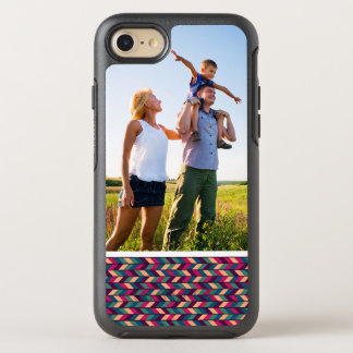 Industriel coloré abstrait de photo coque otterbox symmetry pour iPhone 7
