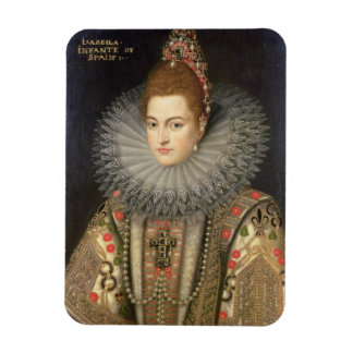 Infanta d'Eugenia d'Isabella Clara 1566-1633) (de  Magnet