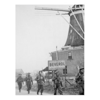 Infanterie du régiment de Maisonneuve_War Image Cartes Postales