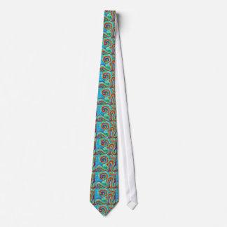 Infini d'INCANTATION d'OM - l'affichage méditent Cravates
