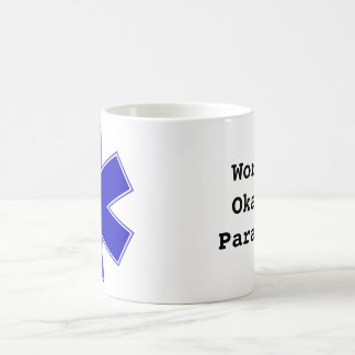 Infirmier d'Okayest du monde Mug