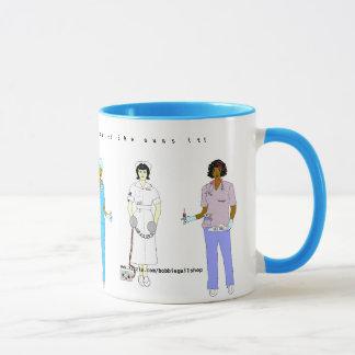 Infirmière dans la Chambre ! Mug