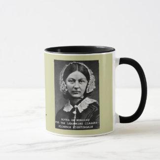 Infirmière de Florence Nightingale Mug