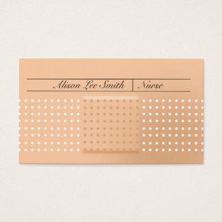 Infirmière/infirmière/travailleur social cartes de visite