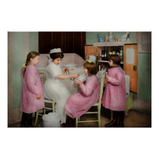 Infirmière - jeu de l'infirmière 1918 poster