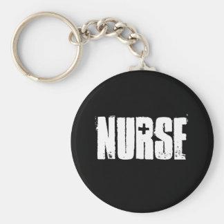 Infirmière Keychain Porte-clefs