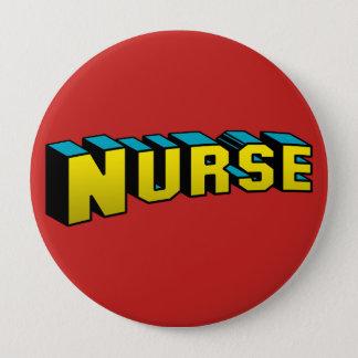 Infirmière superbe badges
