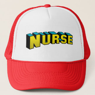 Infirmière superbe casquette