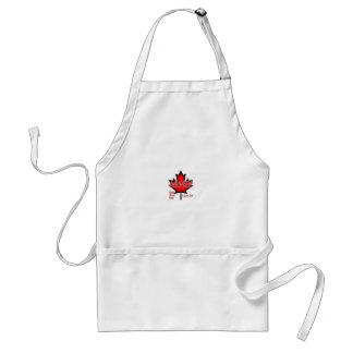 Infirmières heureuses Semaine-Canada hein ! Tablier