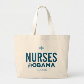 Infirmières pour Obama Grand Sac