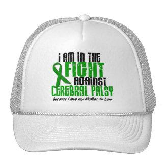 Infirmité motrice cérébrale dans le combat pour ma casquettes