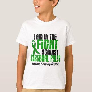 Infirmité motrice cérébrale dans le combat pour t-shirts