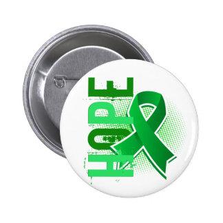 Infirmité motrice cérébrale de l'espoir 2 badges avec agrafe
