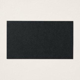 Informaticien minimal classique noir/blanc cartes de visite