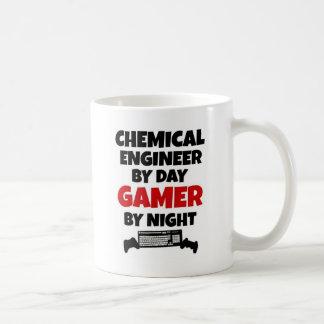 Ingénieur chimiste par le Gamer de jour par nuit Mug